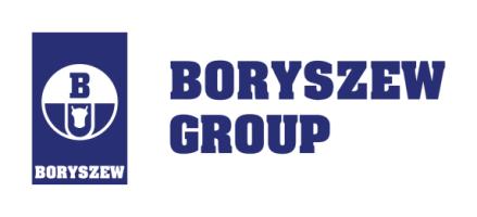 Boryszew logo poziom s